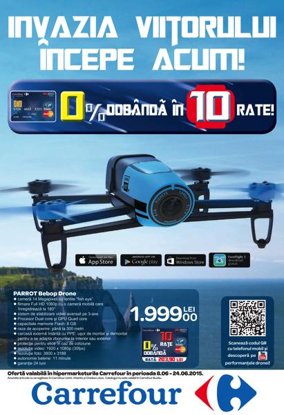 Coperta Catalog Drona