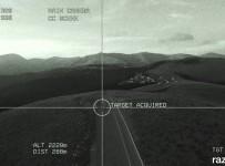Transalpina filmata din drona americana :)