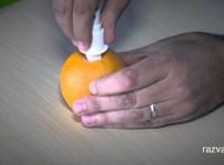 Spray cu suc de citrice direct de la sursă