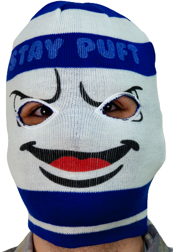 Stay puft marshmallow man funko pop hot topic exclusive pink